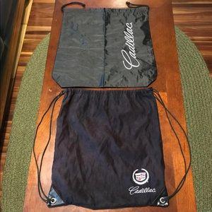 Cadillac Draw String Bags
